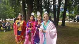 Jackson Pow Wow Dancers