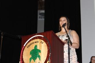 PVSS Valedictorian