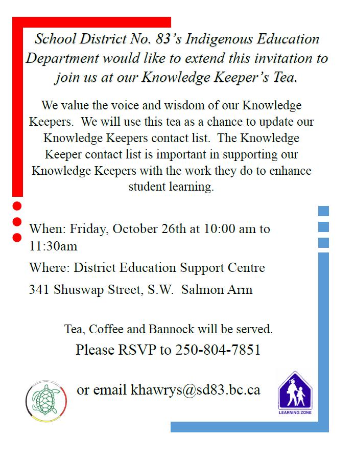 Knowledge Keeper Tea